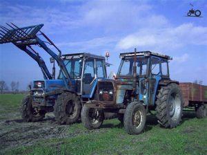 tracteur Landini 5530F
