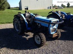 tracteur Landini 5560F