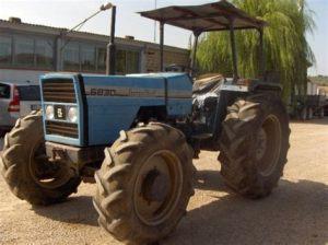 tracteur Landini 7830