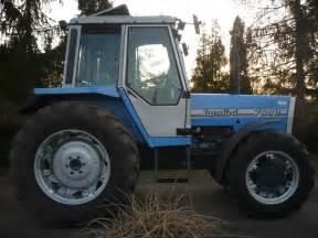 tracteur Landini 7880