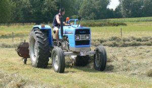 tracteur Landini 8500