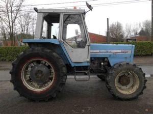 tracteur Landini 8550