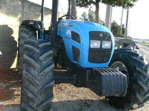 tracteur Landini ATLANTIS 80