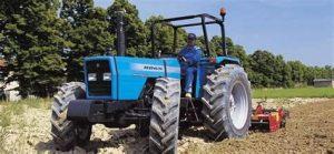 tracteur Landini EVOLUTION 8865