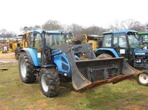 tracteur Landini GHIBLI 100