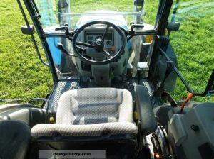 tracteur Landini GHIBLI 80