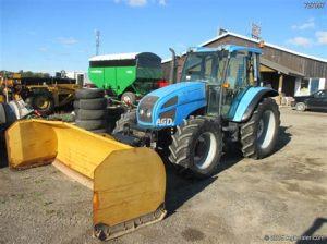 tracteur Landini GHIBLI 90