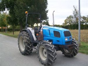 tracteur Landini GLOBUS 70