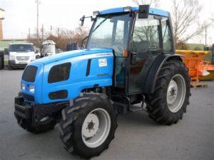 tracteur Landini GLOBUS 80