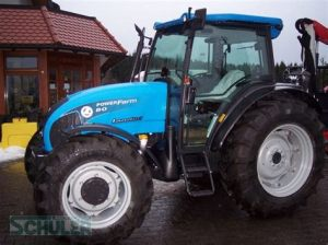 tracteur Landini POWERFARM 80