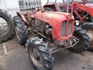 tracteur Landini R 4000