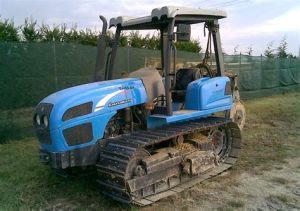 tracteur Landini TREKKER 105