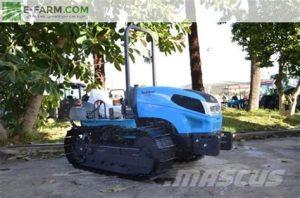 tracteur Landini TREKKER 70