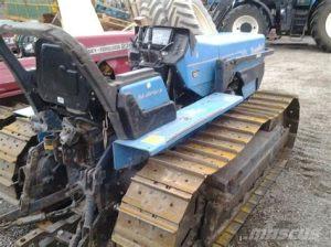 tracteur Landini TREKKER 75