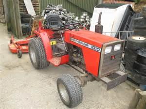 tracteur Massey Ferguson 1010