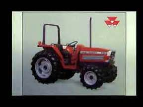 tracteur Massey Ferguson 1160