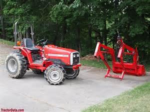 tracteur Massey Ferguson 1233