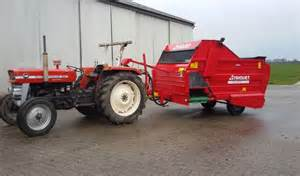 tracteur Massey Ferguson 125