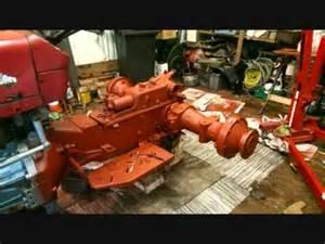 tracteur Massey Ferguson 130