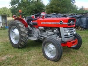 tracteur Massey Ferguson 133 SUPER