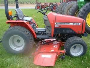 tracteur Massey Ferguson 1423