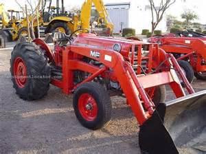 tracteur Massey Ferguson 175