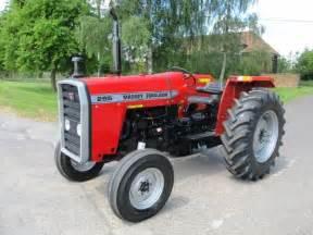 tracteur Massey Ferguson 265