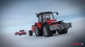 tracteur Massey Ferguson 2680 HD