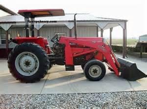 tracteur Massey Ferguson 271