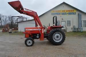 tracteur Massey Ferguson 271XE