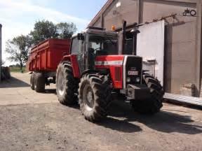 tracteur Massey Ferguson 2720