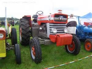 tracteur Massey Ferguson 273