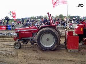 tracteur Massey Ferguson 274SK