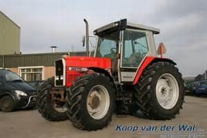 tracteur Massey Ferguson 284S
