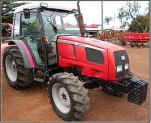 tracteur Massey Ferguson 354S
