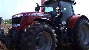 tracteur Massey Ferguson 3650A