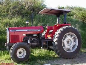 tracteur Massey Ferguson 398