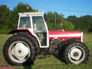 tracteur Massey Ferguson 399