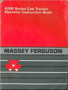 tracteur Massey Ferguson 4220