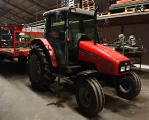 tracteur Massey Ferguson 4245