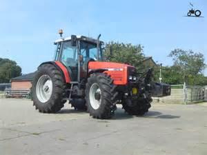 tracteur Massey Ferguson 4270