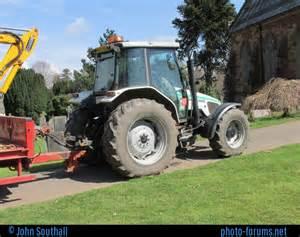 tracteur Massey Ferguson 4345