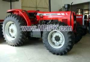 tracteur Massey Ferguson 460