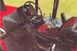 tracteur Massey Ferguson 4840