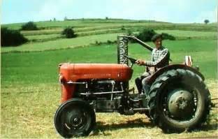 tracteur Massey Ferguson 50