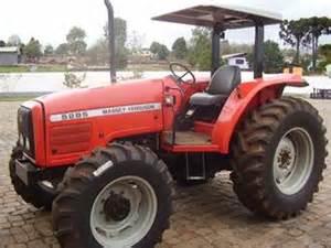 tracteur Massey Ferguson 5285