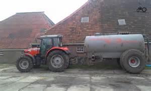 tracteur Massey Ferguson 5460