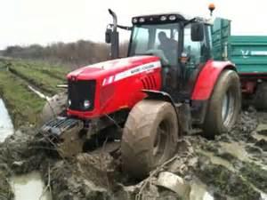 tracteur Massey Ferguson 5465