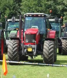 tracteur Massey Ferguson 5475