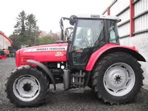 tracteur Massey Ferguson 5475SA